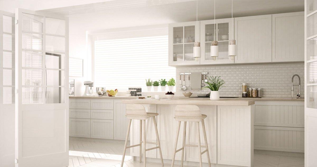 Decoração clean: como criar ambientes leves, elegantes e funcionais